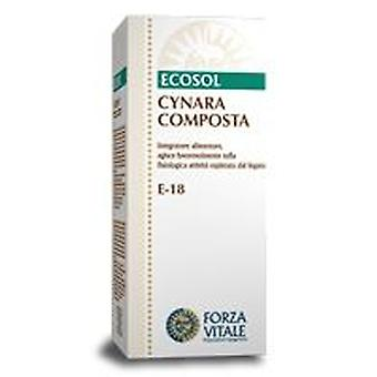 Forza Vitale Compost Extract Cynara 50Ml.