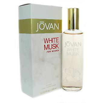 Jovan White Musk for Women by Coty 3.25 oz EDC Spray