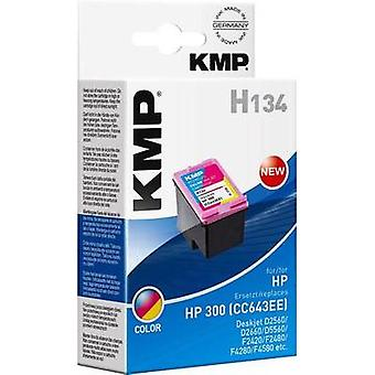 KMP Ink replaced HP 300 Compatible Cyan, Magenta,