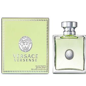 Versense da Gianni Versace per Men 3.4 oz Eau De Toilette Spray