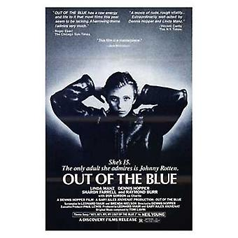 Out of the Blue Movie Poster (11 x 17)