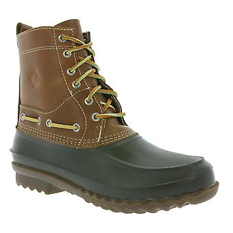 SPERRY decoy boots shoes men's boots Brown STS13457
