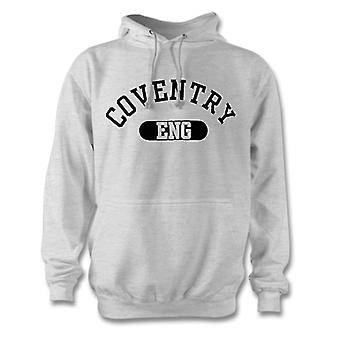 Coventry England City Hoodie