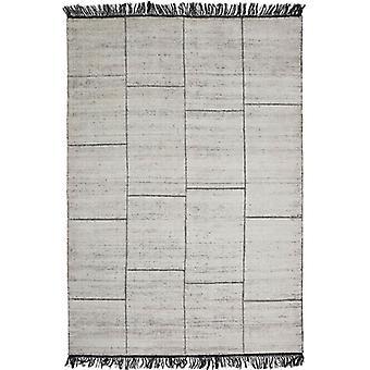 Tepper - Linie Catania - svart & hvit