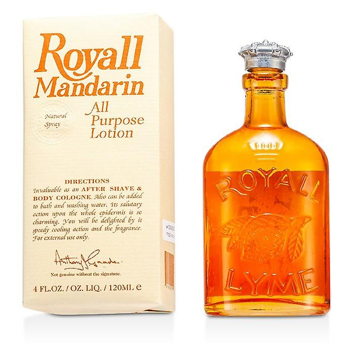 Royall geuren Royall Mandarijn All Purpose Lotion 120ml / 4oz Spray