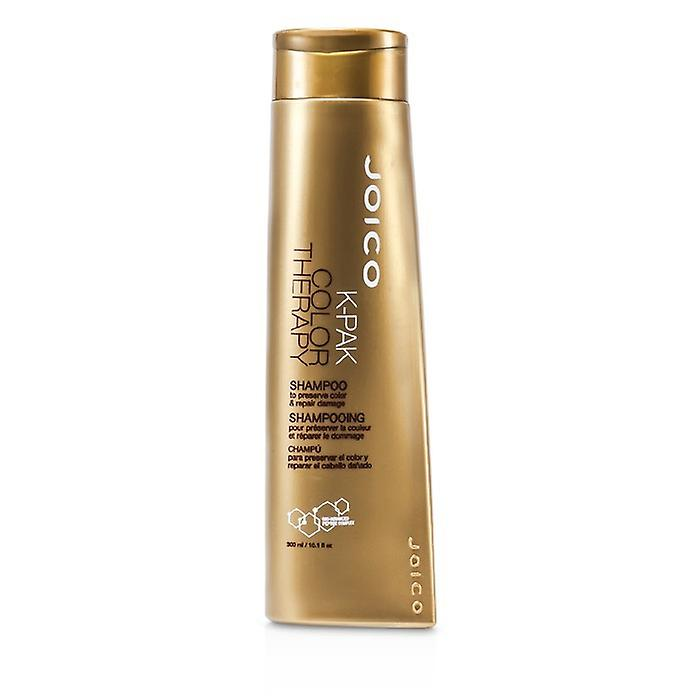 Joico K-Pak Color Therapy Shampoo - To Preserve Color & Reparatie Schade (New Packaging) 300ml / 10.1oz