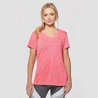 Under Armour Twist Tech V-Neck Women's T-Shirt