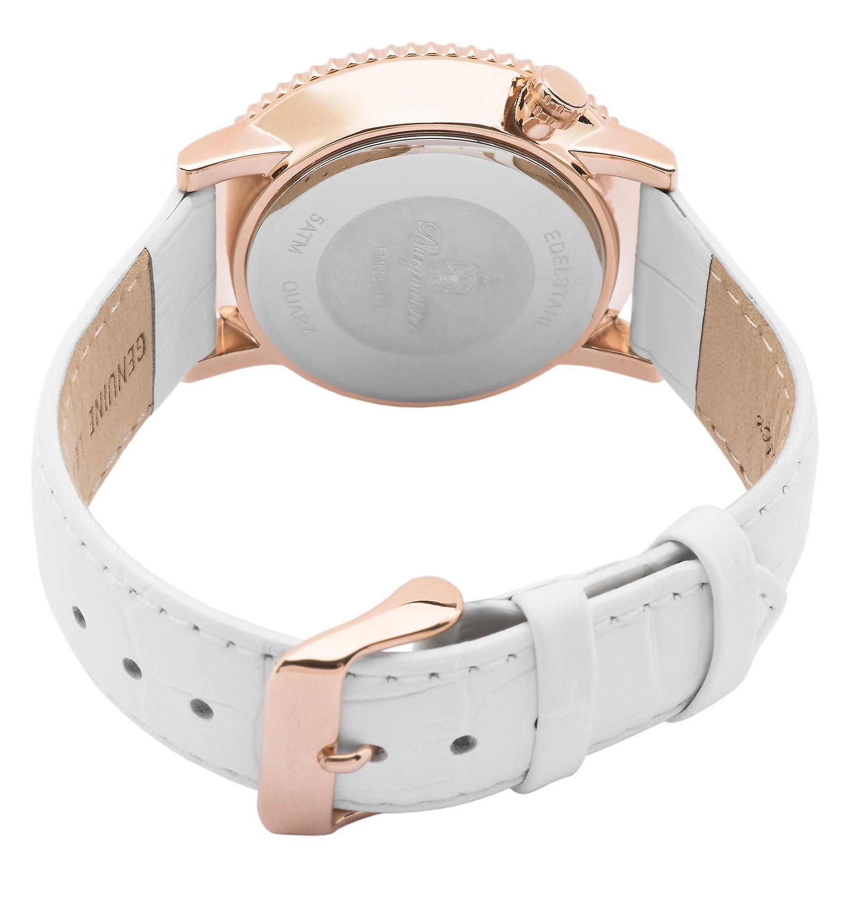 Burgmeister ladies quartz watch Kiruna, BM802-386