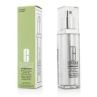 Clinique Sculptwear Lift & Contour Serum for Face & Neck - 50ml/1.7oz
