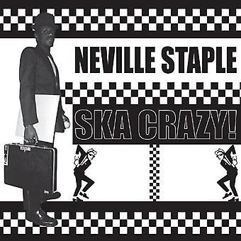 Neville Heftklammer - Ska Crazy [Vinyl] USA import