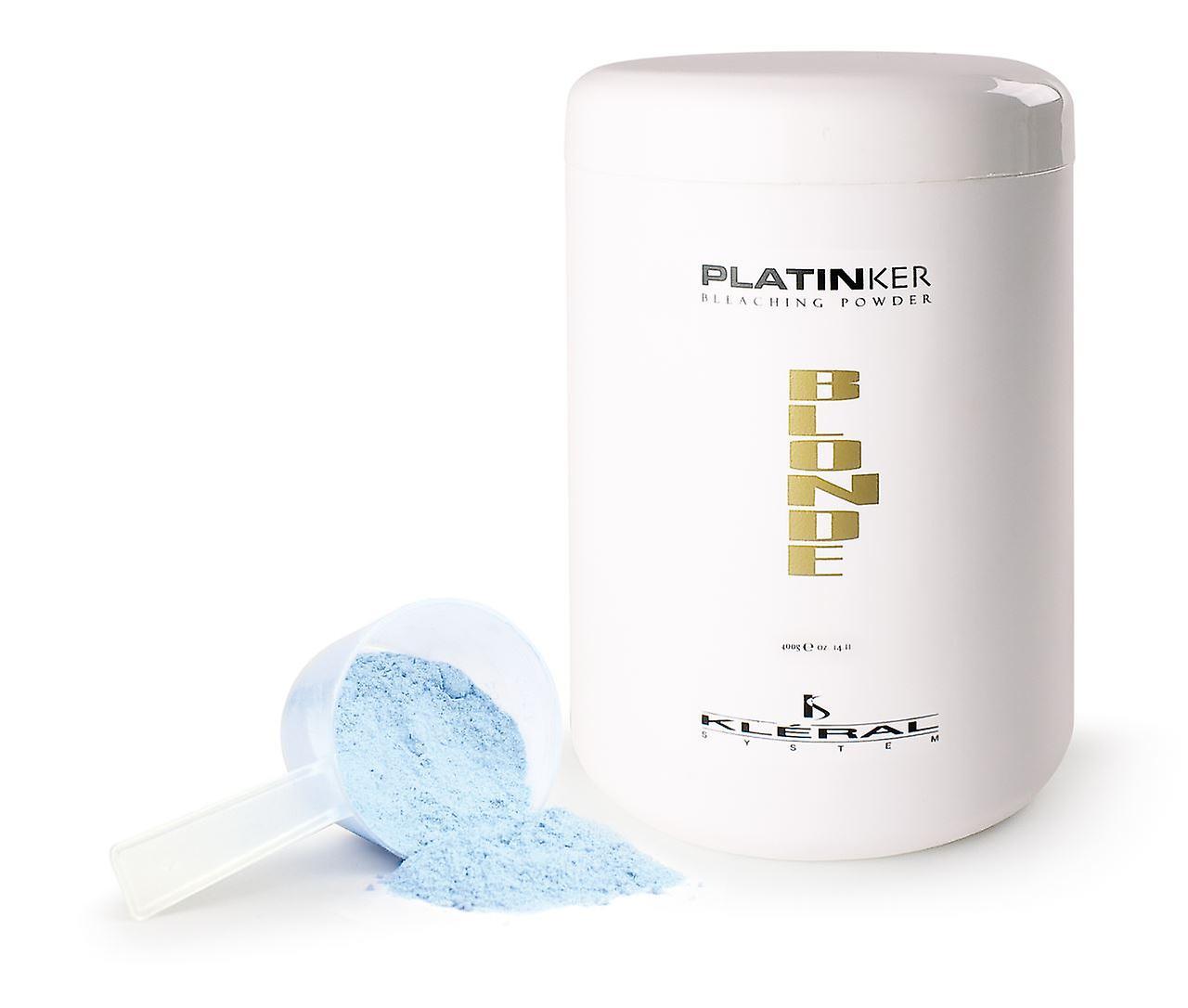 Kleral Platinker Blue Hair Color Bleach Powder 400g
