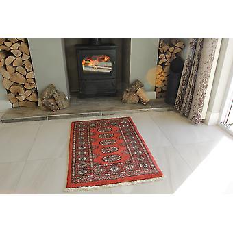 Små håndlavede Pakistan Mori orientalsk tæppe