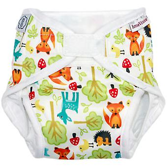 Imsevinse Nappy All In One Forest S 4-8 Kg (Jeugd , Nappies and Changers , Nappies)