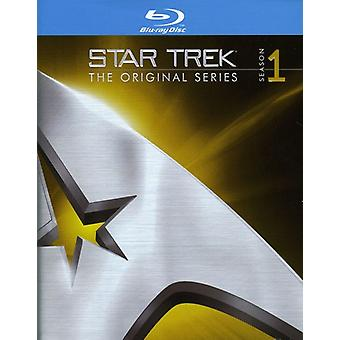 Star Trek Original Series: Temporada 1 [BLU-RAY] USA importar