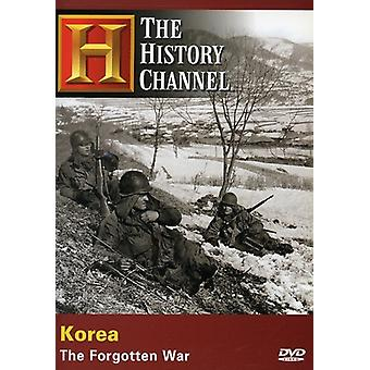 Korea-Forgotten War [DVD] USA import