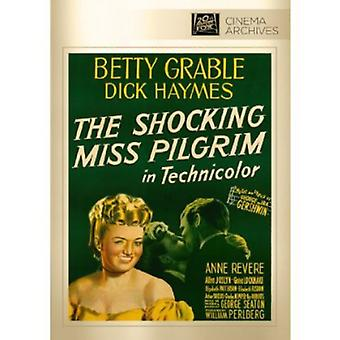 Shocking Miss Pilgrim [DVD] USA import
