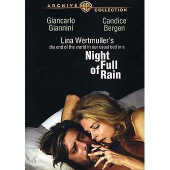 Nacht voller Regen [DVD] USA import