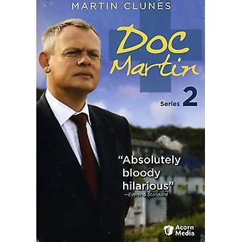 Doc Martin - Doc Martin: Series 2 [DVD] USA import