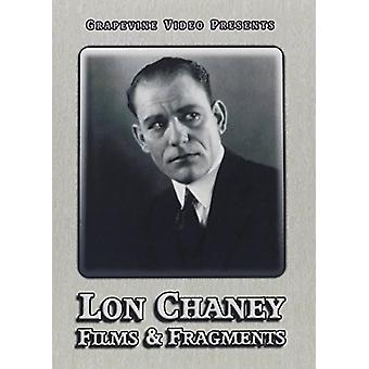 Lon Chaney Films & Fragments (1914-1922) [DVD] USA import