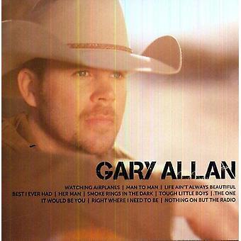 Gary Allan - importación USA icono [CD]