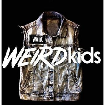 We Are the in Crowd - Weird Kids [CD] USA import
