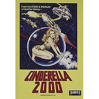 Askepot 2000 [DVD] USA importerer