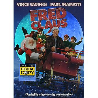 Fred Claus [DVD] USA importeren