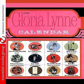 Gloria Lynne - Gloria Lynne Calendar [CD] USA import