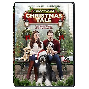Dogwalkers Christmas Tale [DVD] USA import