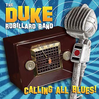 Duke Robillard - ringer alle Blues [CD] USA import