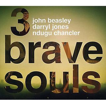 3 modige sjæle - 3 modige sjæle [CD] USA importerer