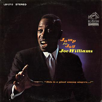 Joe Williams - Jump for Joy [CD] USA import