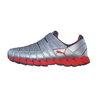 Puma Osu II Womens Running Trainers / Shoes - Silver