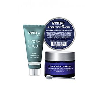 SkinPep SkinPep C-ansigt lyse Booster pulver