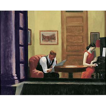 Edward Hopper - At The Grand Palais Poster Print Giclee
