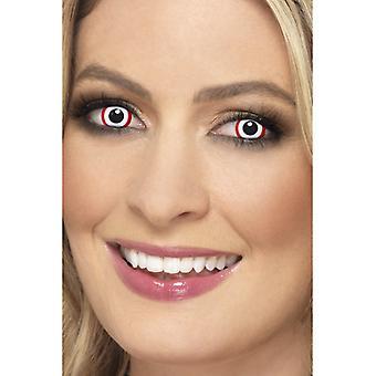 Contact lens jigsaw
