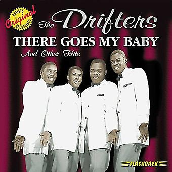Drifters - There Goes My Baby [CD] USA import