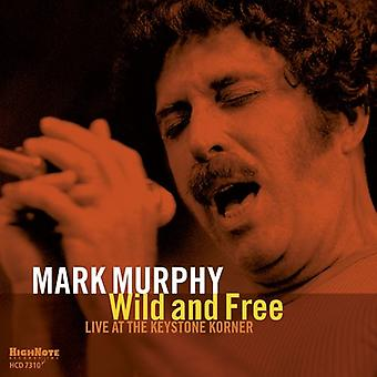 Mark Murphy - Wild and Free [CD] USA import