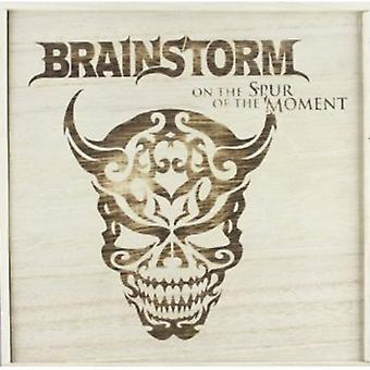 Brainstorm - On the Spur of the Moment (Fanbox Ed.) [CD] USA import