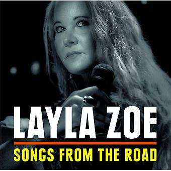 Zoe * Layla - sange fra the Road [CD] USA import