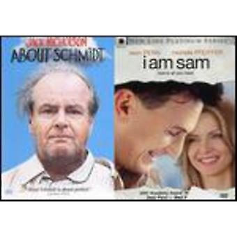 About Schmidt/I Am Sam [DVD] USA import