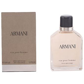 Armani Armani hell Homme Aftershave Lotion (mann, barbering, etter barberer)