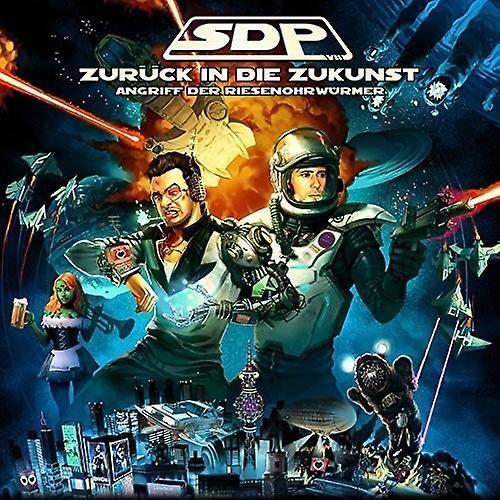 SDP - Zuruck en importation USA Die Zukunst [CD]
