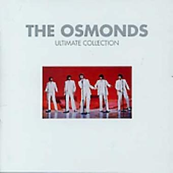 Osmonds - Ultimate Collection [CD] USA import