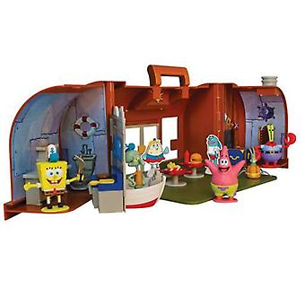 Simba Play Set From Krusty Krab