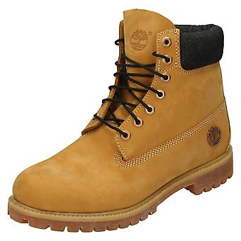 Mens Timberland Lace Up Ankle Boots 38521