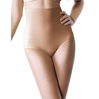 アニタ Rosa Faia 1783 722 女子ツイン シェーパ肌ベージュ調光痩身ハイウエスト ブリーフを形成