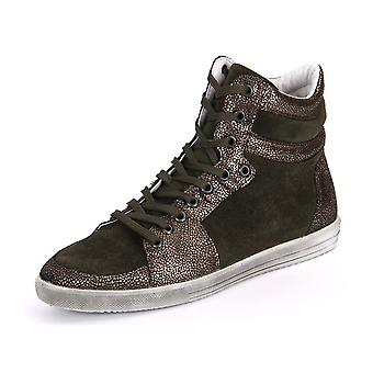 Ricosta Janine Bronce Timo Cracker Velour 5124200562   kids shoes