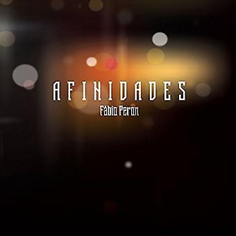 Fabio Peron - importazione USA Afinidades [CD]