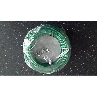 Base de lavado línea 2 abrazaderas metálicas 25 M - acero-199 kg de carga - (verde)